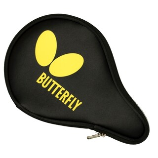 Butterfly Logo Full Table Tennis Racket Case - Fits 1 Ping Pong Paddle