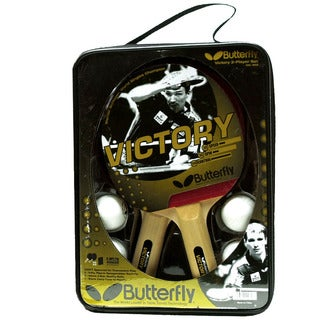 Butterfly Victory 2 Player Set with 4 Balls