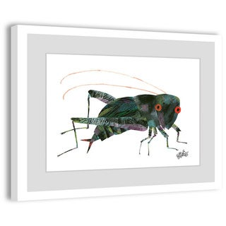 Marmont Hill - Cricket by Eric Carle Painting on Framed Print