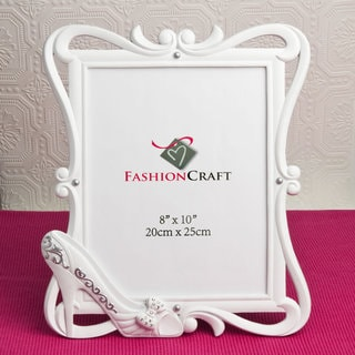 Dazzling High Heel Shoe 8 x 10 Picture Frame