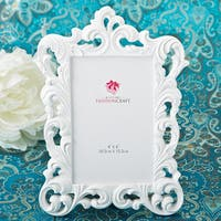 Baroque 4 x 6-inch Picture Frame