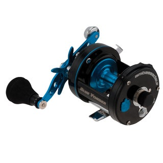 Abu Garcia Ambassadeur Blue Yonder Baitcast Reel BY-6500 6.3:1 Gear Ratio 3 Bearings 15 lb Max Drag Right Hand