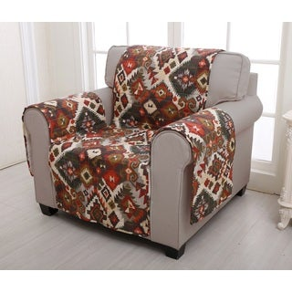 Greenland Home Fashions Folk Festival (Rustic) Furniture Protector, Armchair