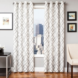 Softline Yasmina Weave Grommet Top Panel