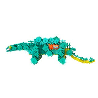MoGee Motorized Gears Dino Gears Advanced Building Kit - Brontosaurus