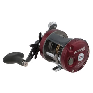 Abu Garcia Ambassadeur Stripper Special 6500 Reel 5.1:1 Gear Ratio 4 Bearings Right Hand