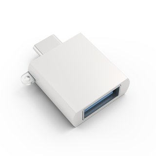 Satechi Type-C USB Adapter (Silver)