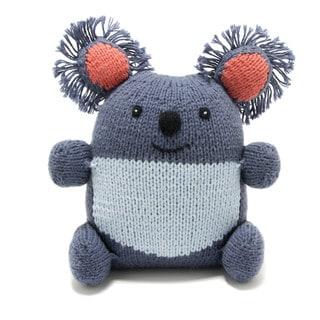 Handmade Chubby Cotton Koala (Peru)