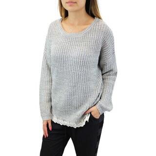 Blu Pepper Heather Lane Sweater