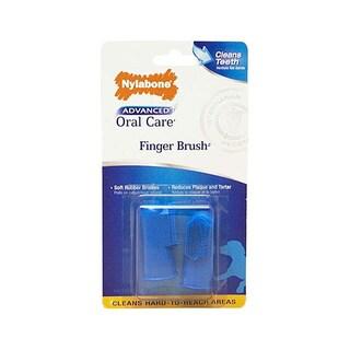 Nylabone Advanced Oral Care Finger Brush 2ct