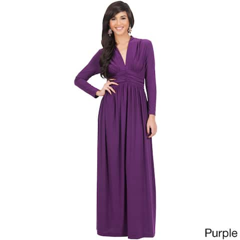 ca2912128 Buy Purple Evening & Formal Dresses Online at Overstock | Our Best ...