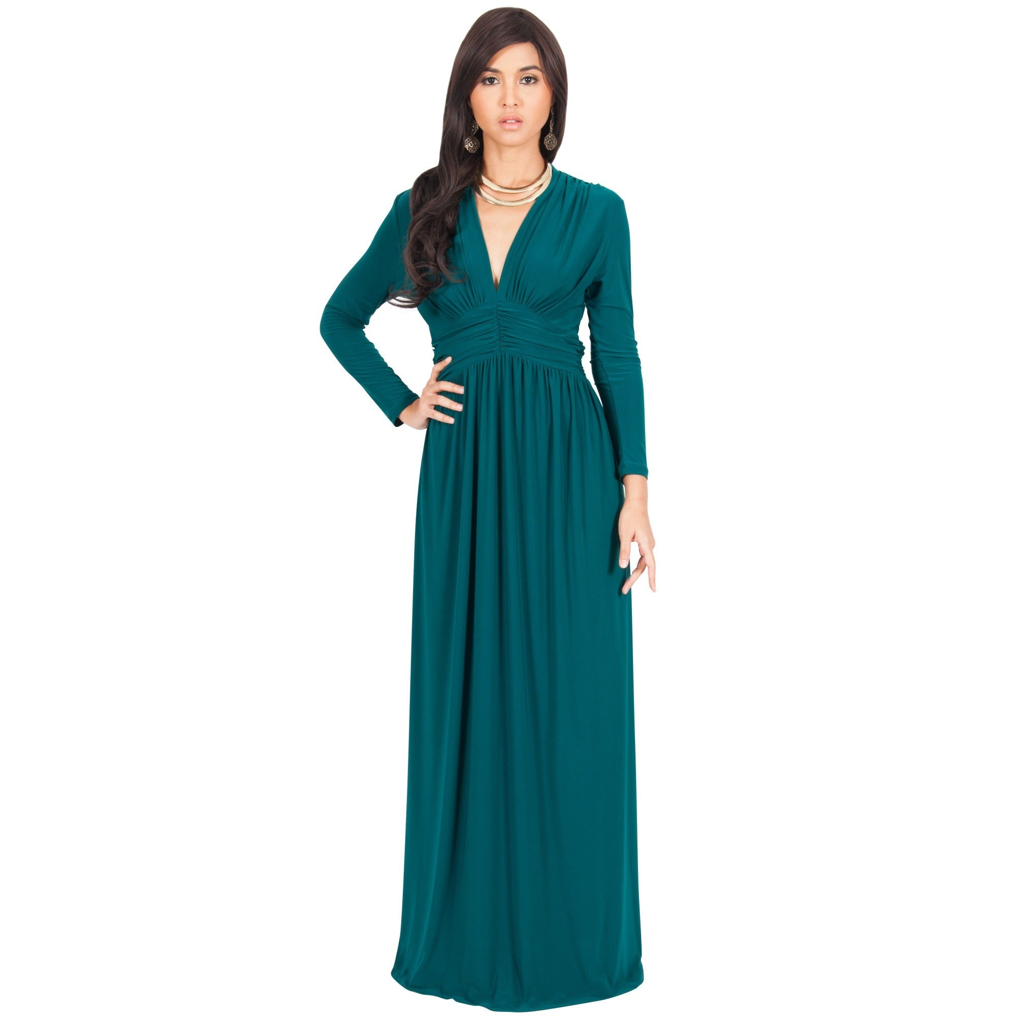 Green Evening & Formal Dresses For Less | Overstock.com