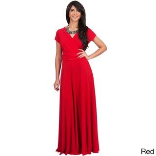 Red Evening &amp- Formal Dresses - Overstock.com Shopping - Designer ...