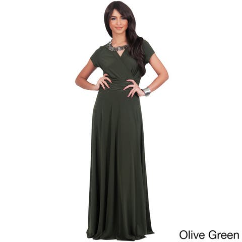 bd131ebf1 Buy Green Evening & Formal Dresses Online at Overstock | Our Best ...