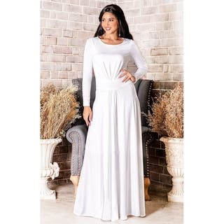 fd1468e5d95 Buy White Prom Dresses Online at Overstock