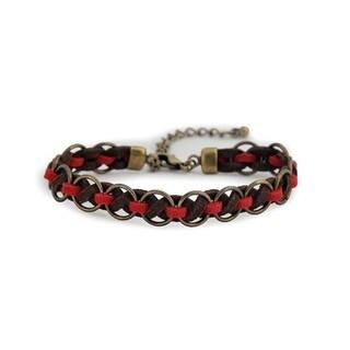 Ravon Micro-suede Bracelet (Bolivia)