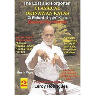 Lost Forgotten Classic Okinawan Shorinji Ryu Karate Katas #2 DVD Leroy Rodrigues