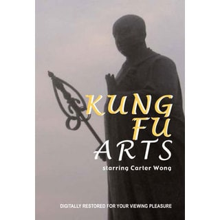 Kung Fu Arts action movie DVD Carter Wong