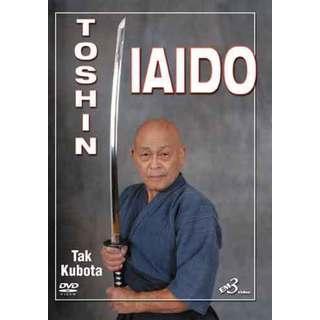Toshin Iaido Kata DVD Takayuki Kubota samurai sword katana