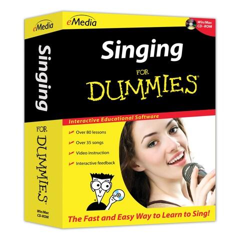 Singing For Dummies Volume 1