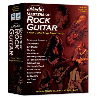 Emedia Masters of Rock Guitar