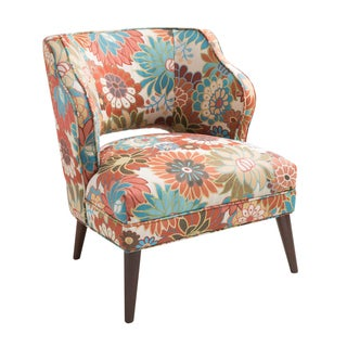 Madison Park Embry Multi Cody Open Back Accent Chair