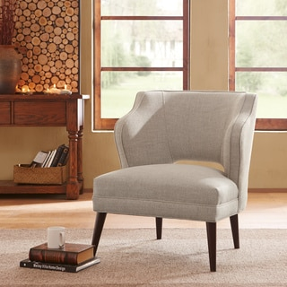 Madison Park Embry Armless Hemp Mod Chair