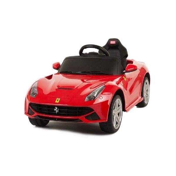 Best Ride On Cars 12V Red Ferrari F12