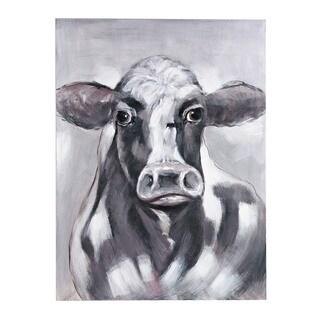 Friesian' Oil On Canvas Wall Art