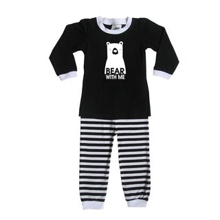 Rocket Bug Bear With Me Pajama Set for Infants and Toddlers