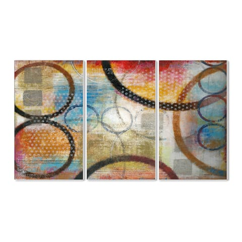 Stupell Interlude 3-piece Triptych Wall Plaque Set