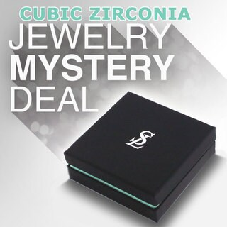 Suzy Levian 2 Piece Sterling Silver Cubic Zirconia Jewelry Deal