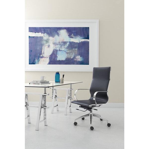 Copper Grove Buffavento Glider High-back Office Chair
