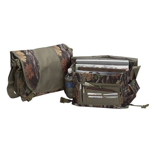 Goodhope Camo 15-inch Laptop Messenger Bag. Opens flyout.