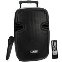 Portable beFree Sound Bluetooth Speaker with USB/SD/FM Radio