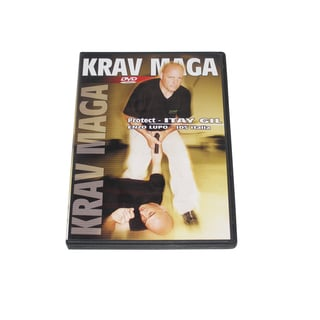 Krav Maga Protect DVD Itay Gil & Enzo Lupo RS0606 Israeli Defense Forces Yamam