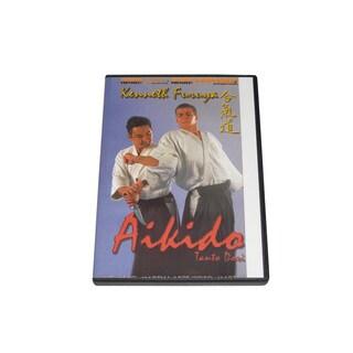 Aikido Tanto Knife Dori Escapes Ken Furuya DVD aikijitsu blade attacks samurai