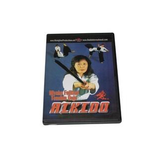 Tenshin Dojo Aikido #1 DVD Steven Seagal Miyako Fujitani women martial arts