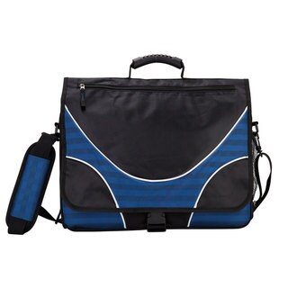 Goodhope Casual Flapover 15-inch Laptop and Tablet Messenger Bag