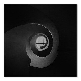 Gallery Direct Tunnel Vision Print by New Era Photography on Mounted Metal Wall Art