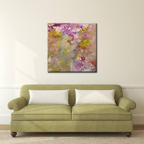 Ready2HangArt Zane 'Abstract XI' Canvas Wall Art