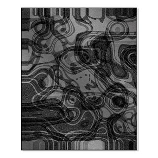 Gallery Direct Sea Leaves Print by Christine Wilkinson on Mounted Metal Wall Art