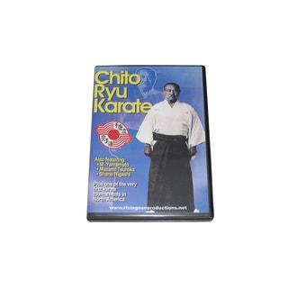 1967 Chito Ryu Karate Chitose Tsuyoshi breaking DVD Bushi Matsumura canadian