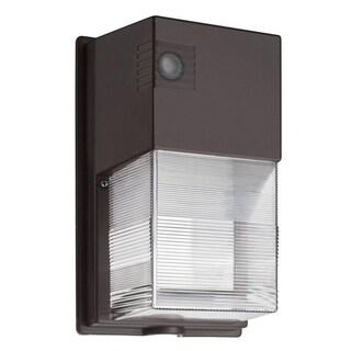 Lithonia Lighting TWS LED 1 50K 120 PE M4 Wall LED 19W Outdoor Bronze Luminaire Light