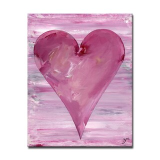 Ready2HangArt Zane 'Jessica' Heartwork Canvas Art Set
