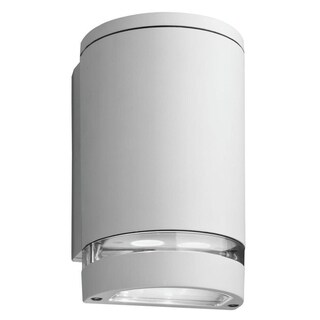 Lithonia Lighting OLLWD WH M6 Outdoor Up or Down LED 1-light Wall Cylinder