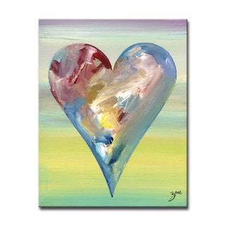 "Ready2HangArt Zane Heartwork ""Holly"" Canvas Art Set"
