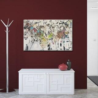 Ready2HangArt Zane 'Abstract IX' Canvas Wall Art