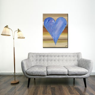 "Ready2HangArt Zane Heartwork ""Dubai"" Canvas Art Set"