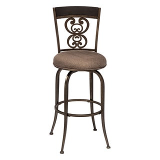 Hillsdale Furniture's Andorra Swivel Bar Stool